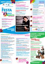 Locandina Festa 2015